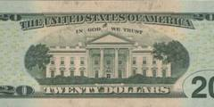 20 долларов 2006 г. (США)