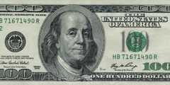 100 долларов 2006 г. (США)