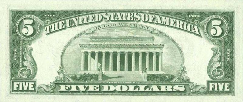 5 долларов 1963 г. (США)