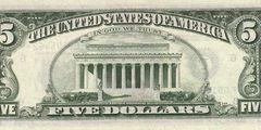 5 долларов 1974 г. (США)