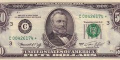 50 долларов 1974 г. (США)
