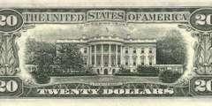 20 долларов 1981 г. (США)