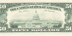 50 долларов 1990 г. (США)