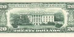 20 долларов 1995 г. (США)