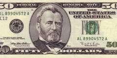 50 долларов 1996 г. (США)