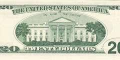 20 долларов 2001 г. (США)