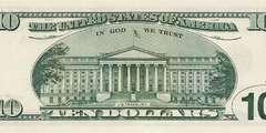 10 долларов 2003 г. (США)
