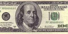 100 долларов 2003 г. (США)