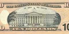 10 долларов 2004 г. (США)