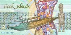 3 доллара ND(1987) (Острова Кука) P-3